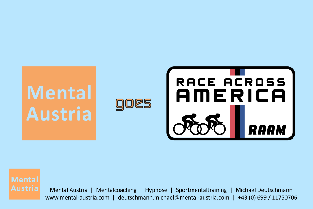 Mental Austria goes Race across America RAAM