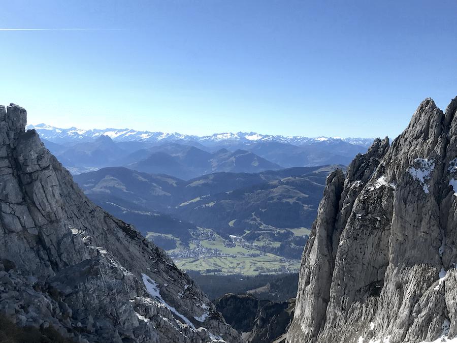 Wilder Kaiser - Ein Tag in den Bergen ist ein Tag mit dir selbst! Zitat: Michael Deutschmann - Mentalcoach Michael Deutschmann - Mentalcoaching Hypnose Seminare - Mental Austria